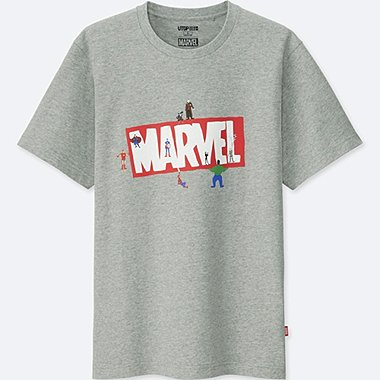 UT Grand Prix MARVEL SHORT SLEEVE GRAPHIC T-SHIRT