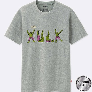 men utgp marvel short-sleeve graphic t-shirt