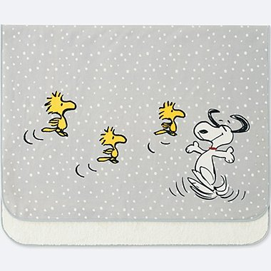 Peanuts Fleece Blanket (Large)
