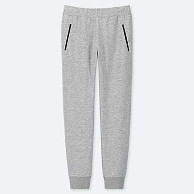 Dry stretch pants, GRAY, medium