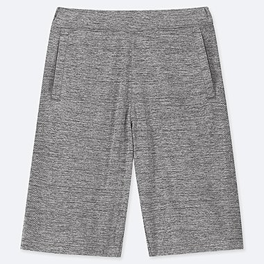 KIDS DRY-EX SHORTS, GRAY, medium