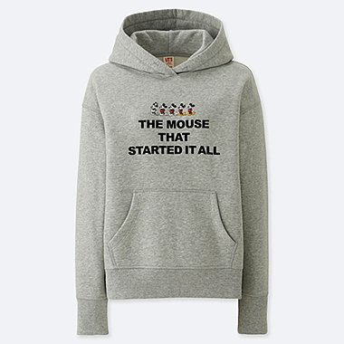 WOMEN CELEBRATE MICKEY GRAPHIC HOODIE