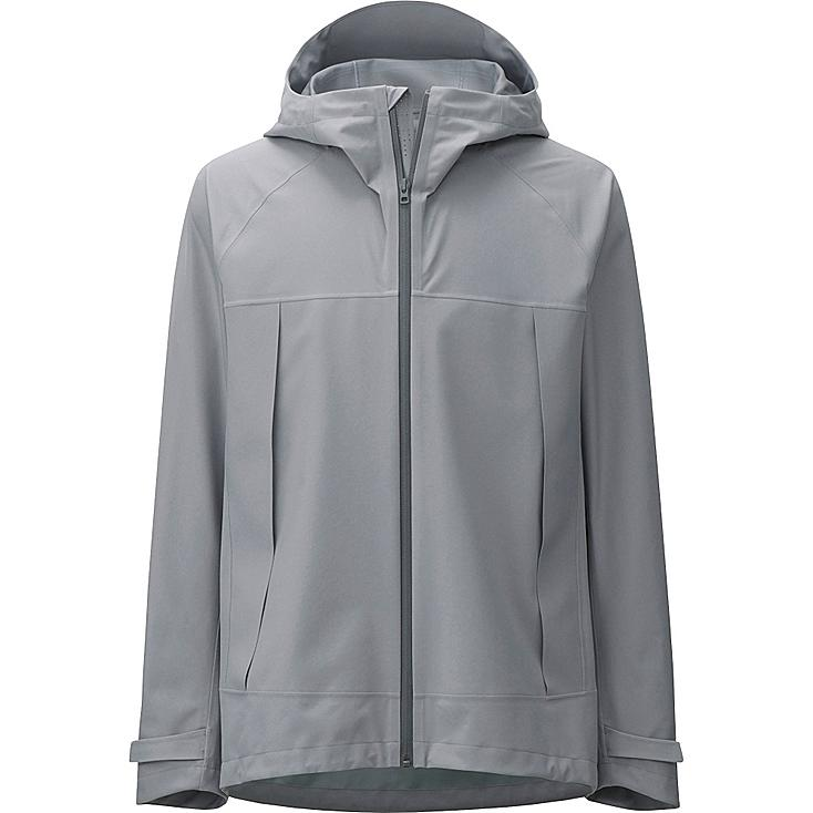 Hooded Rain Jacket Men | Outdoor Jacket