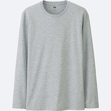 Men Long Sleeve T-Shirts | Soft Touch T-Shirts | Supima Cotton ...