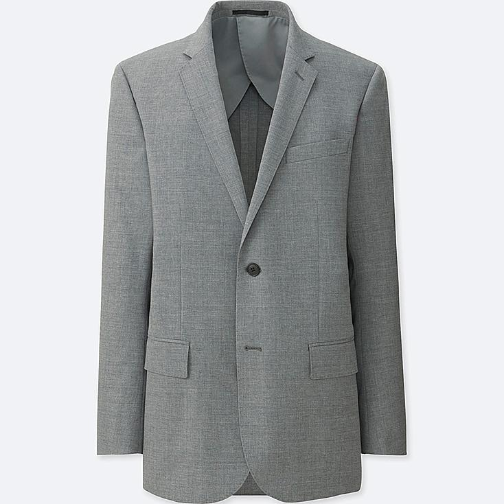 MEN Stretch Wool Jacket
