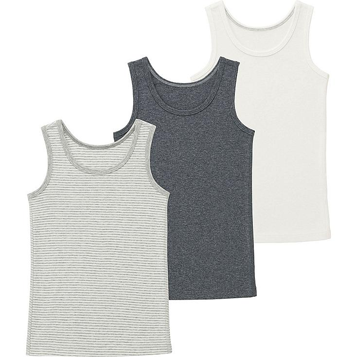 BABIES INFANT Cotton Inner Tanktop - 3 Pack