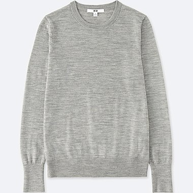 Women Knitwear | Cashmere | Extra Fine Merino | UNIQLO UK