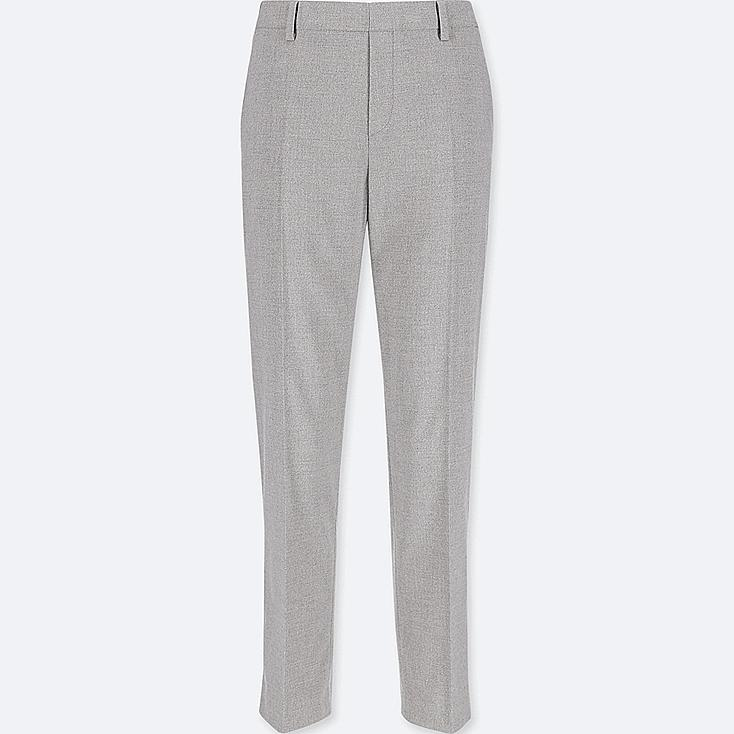 WOMEN EZY ANKLE-LENGTH PANTS | UNIQLO US