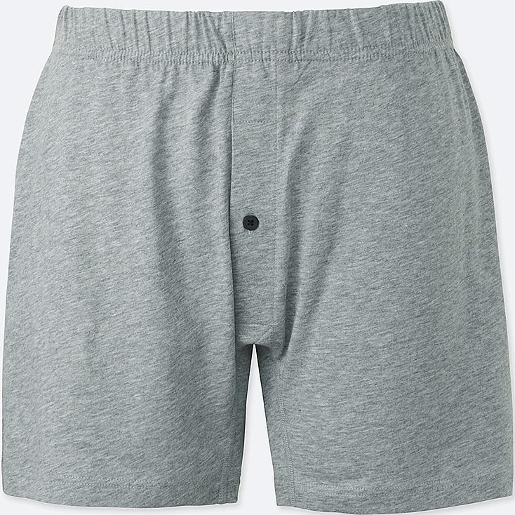 MEN KNIT BOXER SHORTS
