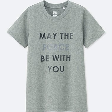 DAMEN T-SHIRT BEDRUCKT STAR WARS