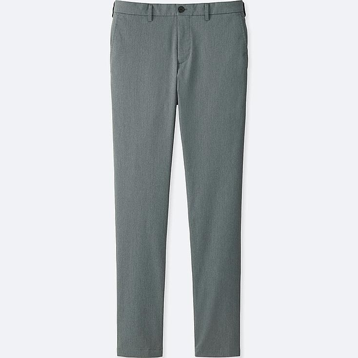 MEN SLIM-FIT CHINO FLAT FRONT PANTS | Tuggl