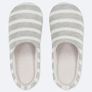 PATTERNED ROOM SHOES