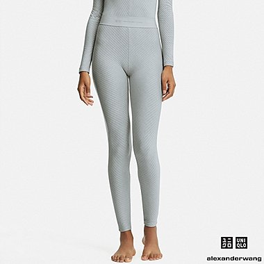 DAMEN ALEXANDER WANG HEATTECH EXTRA WARM LEGGINGS