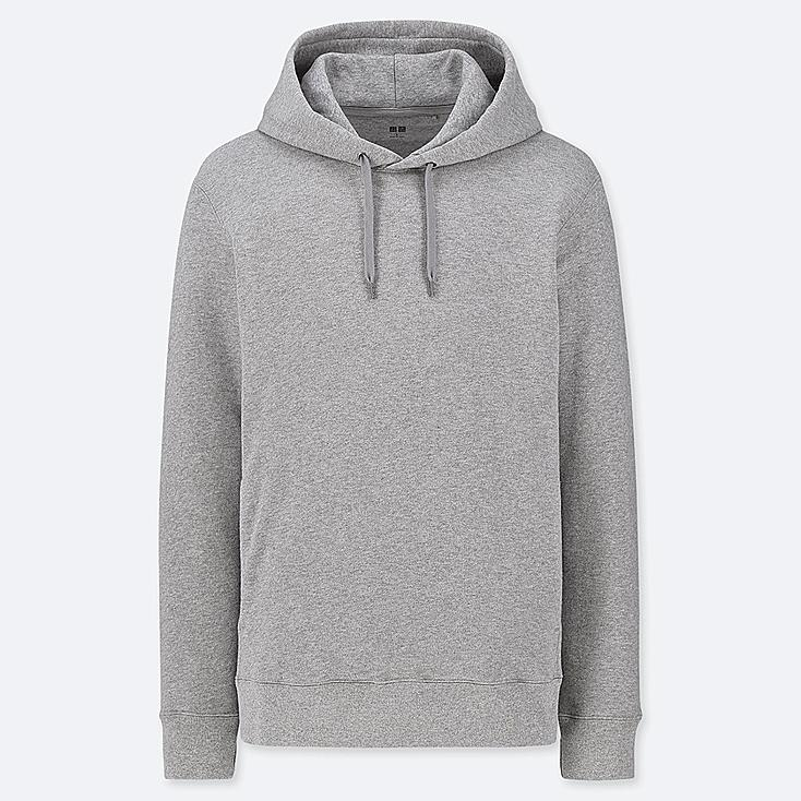 MEN LONG-SLEEVE HOODED SWEATSHIRT  ca386cb4a82a