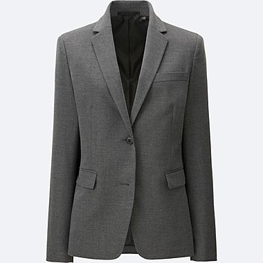 DAMEN STRETCH-BLAZER