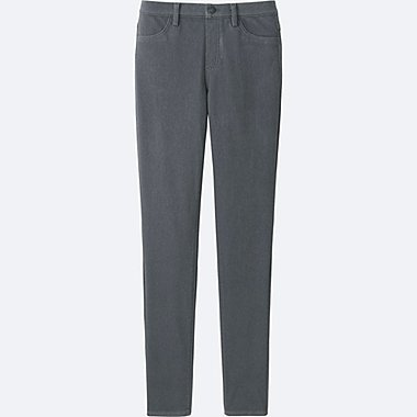 LEGGINGS PANTS, GRAY, medium