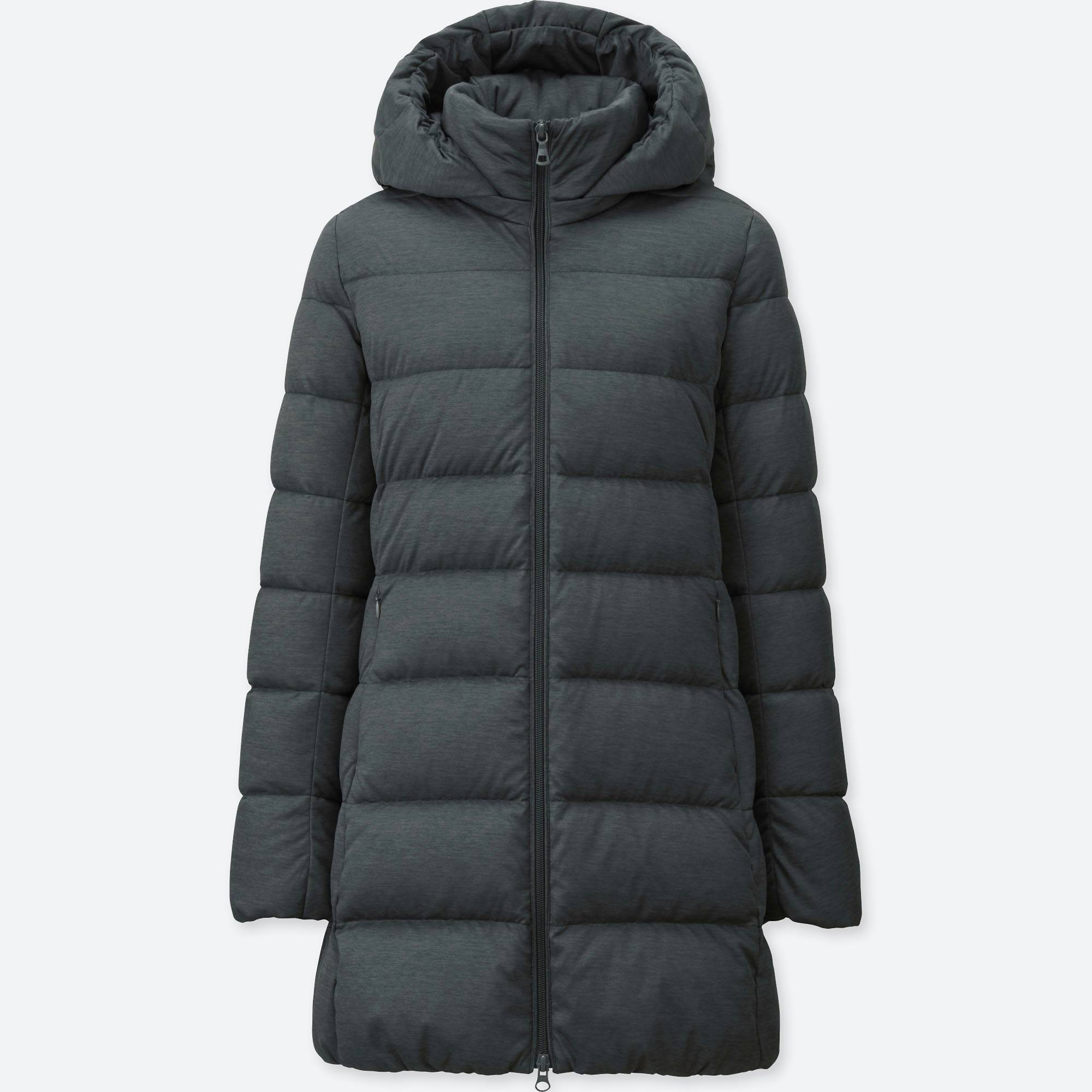WOMEN STRETCH DOWN COAT | UNIQLO US