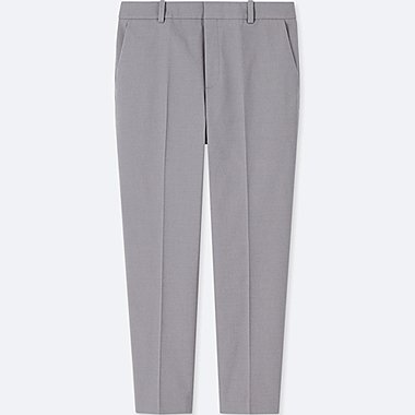 women dry stretch cropped pants