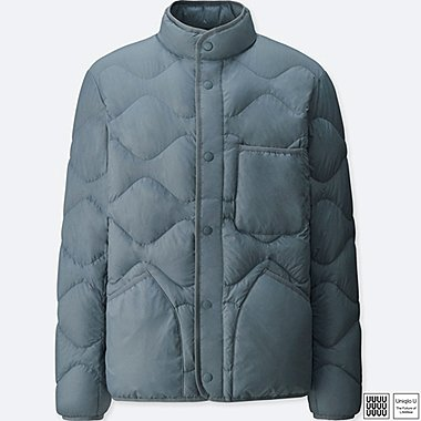 MEN UNIQLO U ULTRA LIGHT DOWN COMPACT BLOUSON