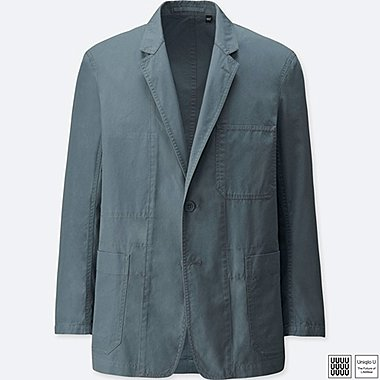 MEN UNIQLO U 100% COTTON JACKET