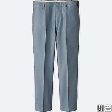 MEN UNIQLO U STRAIGHT ANKLE CHINO