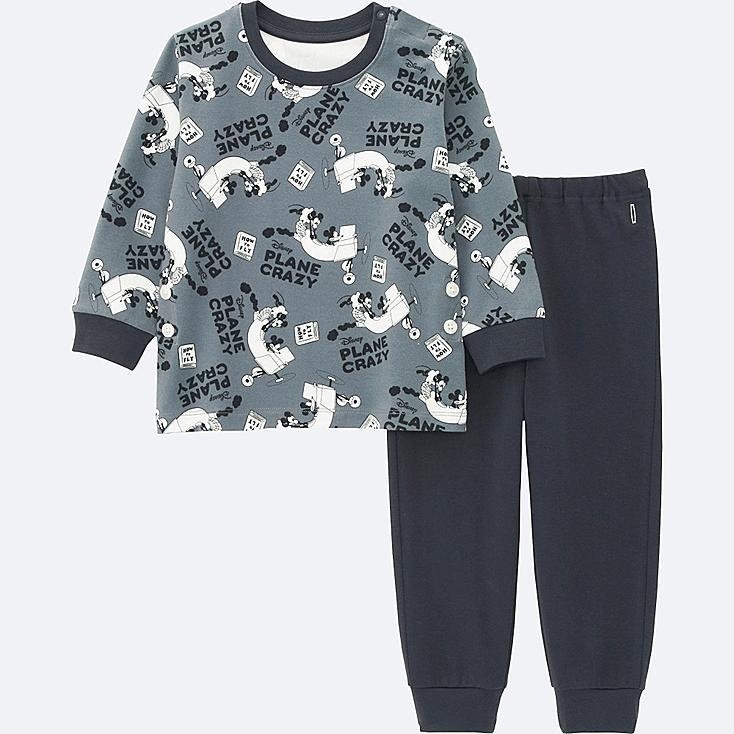 TODDLER Disney Collection Long Sleeve Pajamas