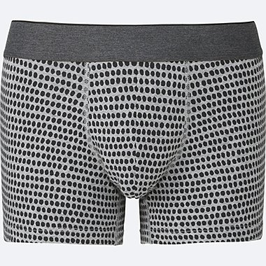 Boxer Coton Supima taille basse HOMME