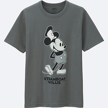 MEN Disney Collection Short Sleeve Graphic T-Shirt