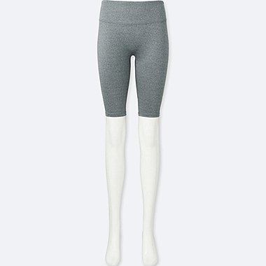 WOMEN AIRism Half Leggings