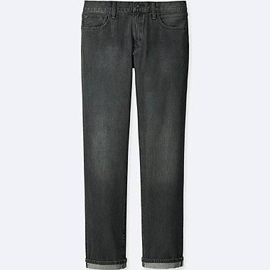HERREN REGULAR FIT JEANS SELVEDGE