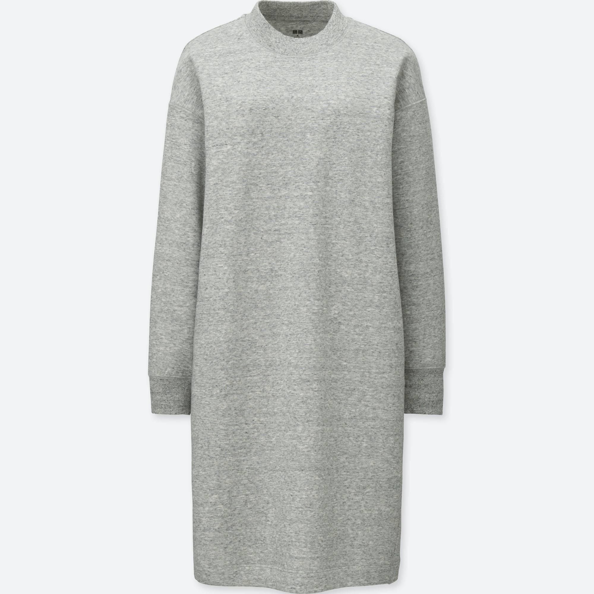 WOMEN SWEATSHIRT DRESS  c66f4eb56