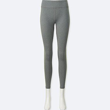 WOMEN AIRism ANKLE LENGTH LEGGINGS TROUSERS
