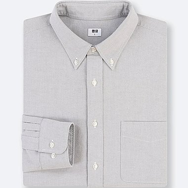 Chemise Oxford Manches Longues regular fit HOMME