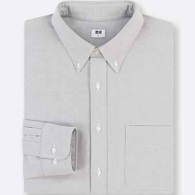 HERREN Oxford regular fit Hemd Lange Ärmel