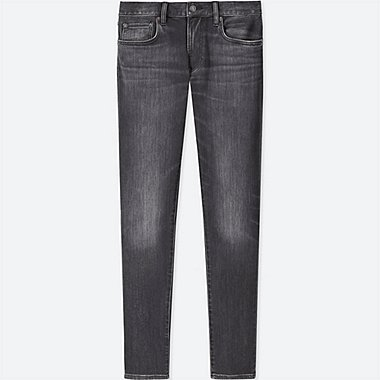 MEN HEATTECH SLIM FIT JEANS (L34)