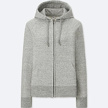 434940053068 WOMEN SWEAT LONG-SLEEVE FULL-ZIP HOODIE