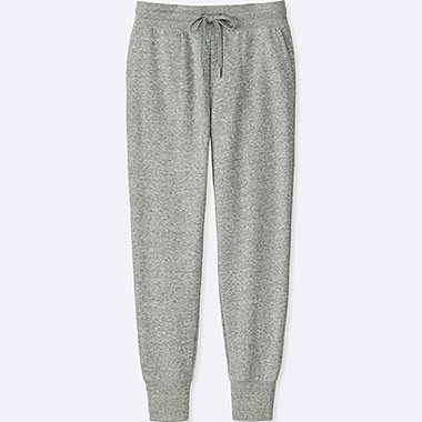 WOMEN SWEATPANTS, GRAY, medium