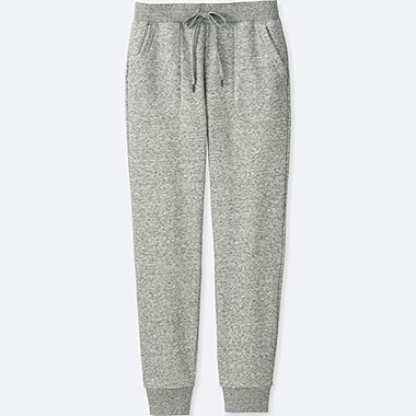 PANTALON DE JOGGING EN SWEAT DOUBLÉ POLAIRE FEMME