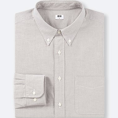 CAMISA OXFORD REGULAR FIT HOMBRE