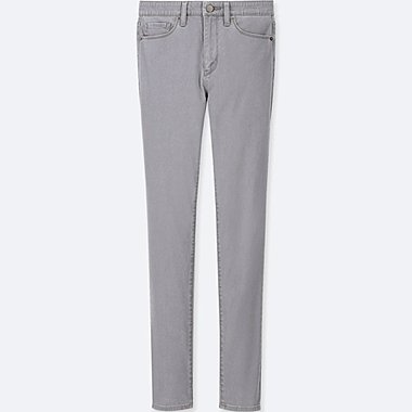 WOMEN EZY COLOUR SKINNY JEANS