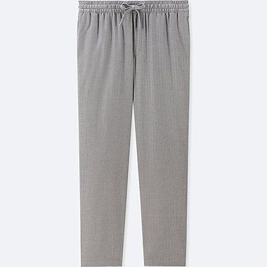 MEN EASY FLANNEL LOUNGE TROUSERS