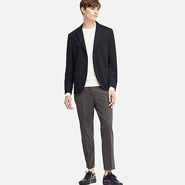 1259398cc1c MEN EZY ANKLE-LENGTH PANTS