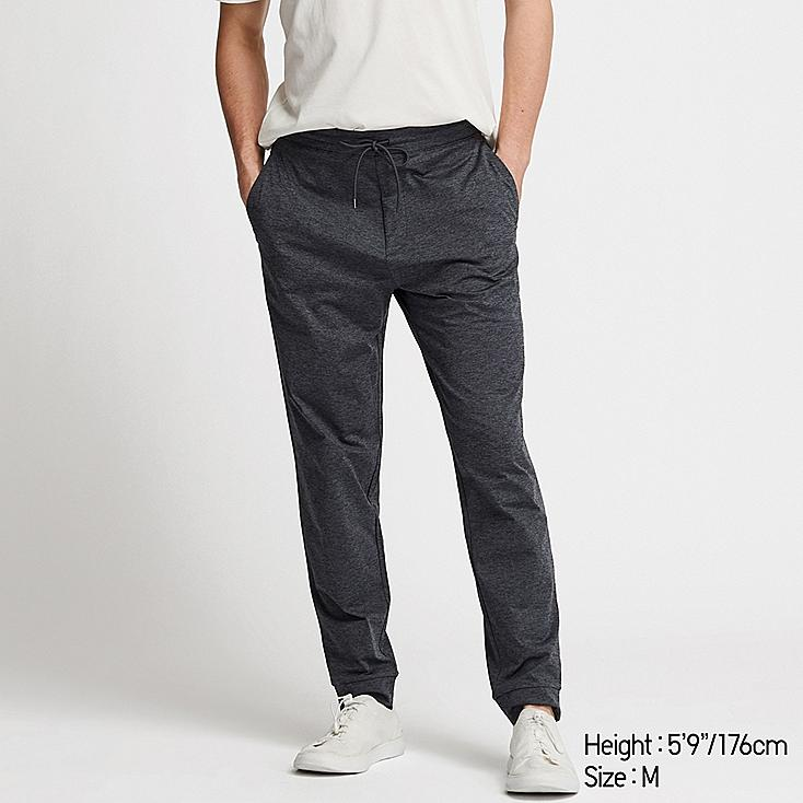 MEN ULTRA STRETCH ACTIVE PANTS (ONLINE EXCLUSIVE), GRAY, large