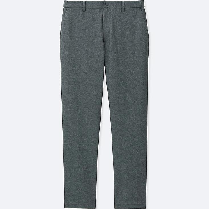 MEN ULTRA STRETCH DRY EX PANTS, GRAY, large