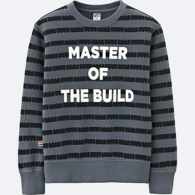 BOYS LEGO® Sweat Long Sleeve Pullover