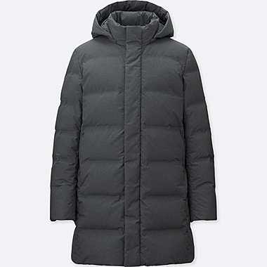 MEN SEAMLESS DOWN COAT