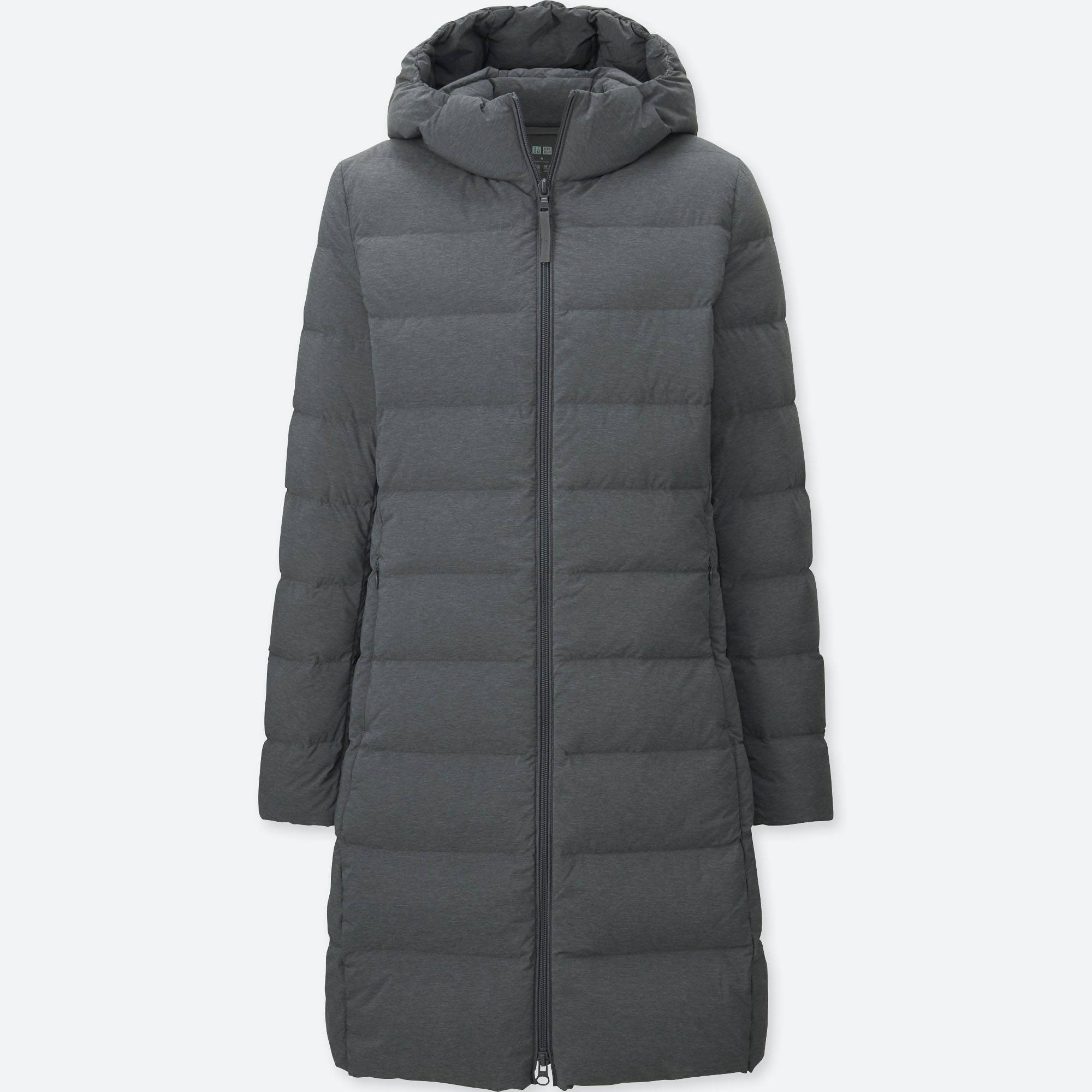 Down Hooded Coat Han Coats