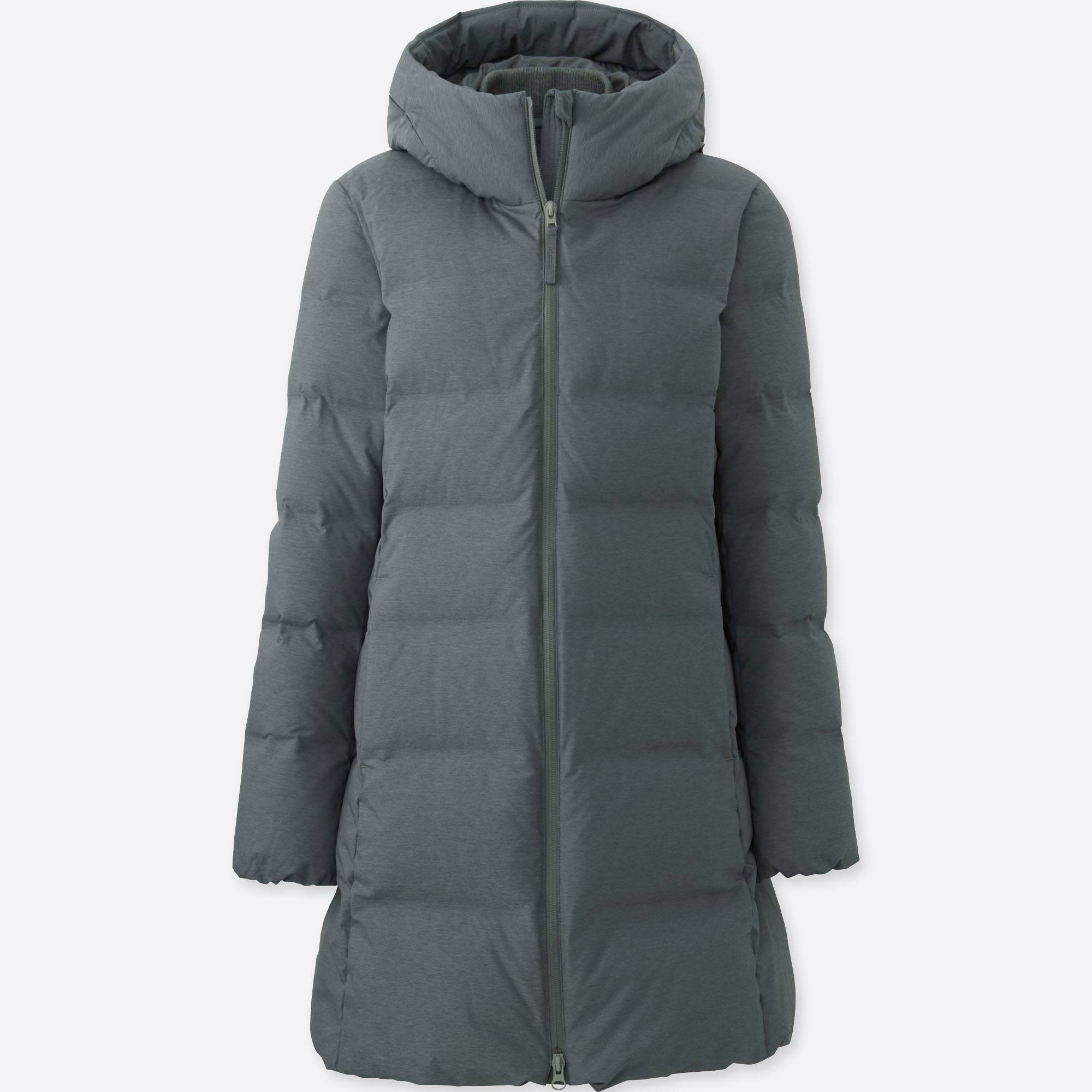 WOMEN SEAMLESS DOWN COAT | UNIQLO US