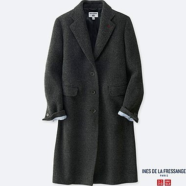 WOMEN INES CHESTER COAT