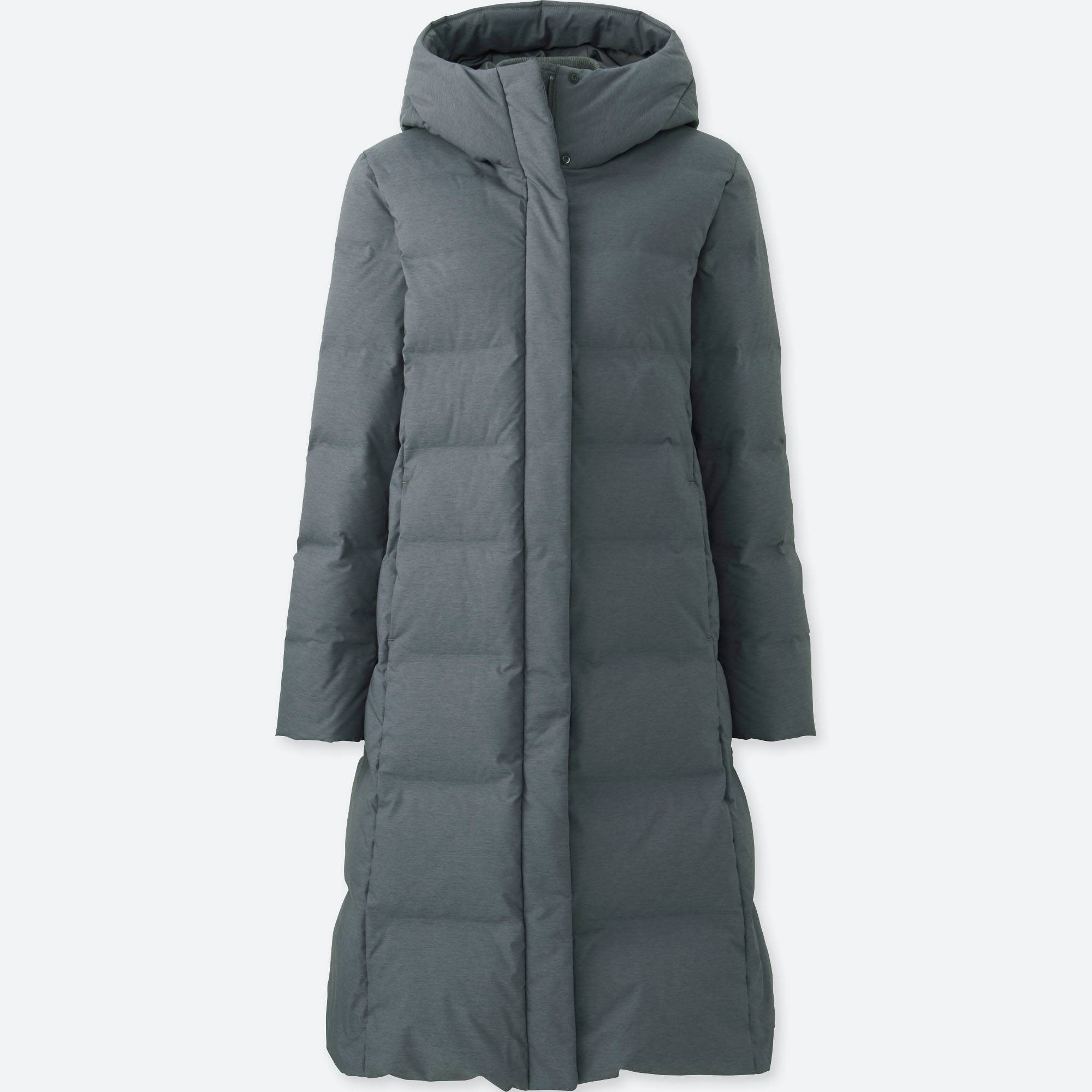 Uniqlo women's long jacket